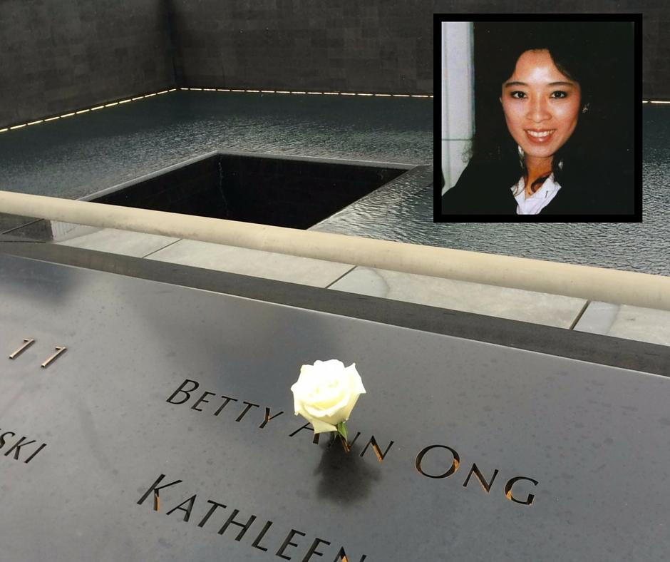 Remembering 9/11 Hero Flight Attendant Betty Ong   National September 11  Memorial & Museum