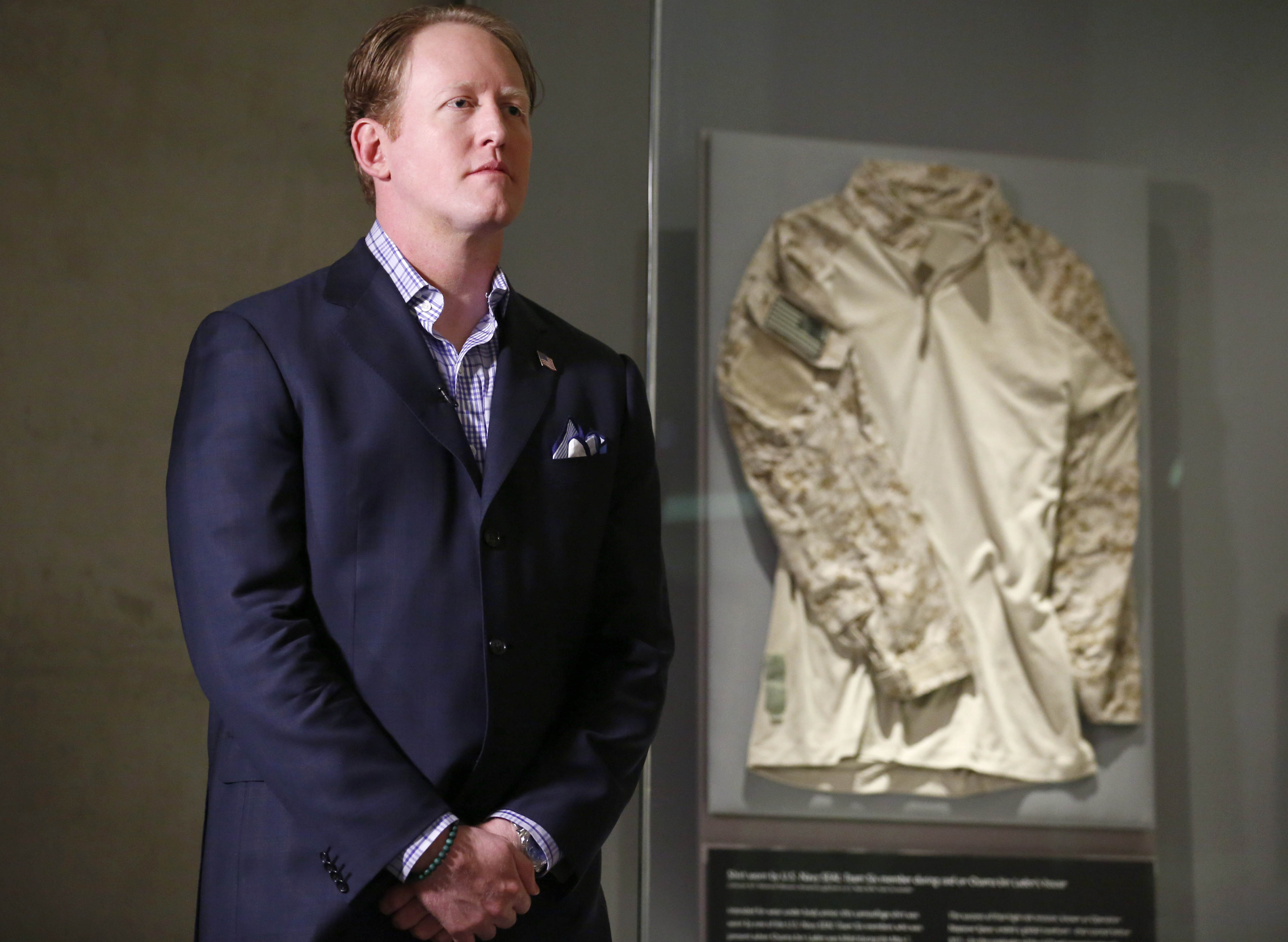 Navigate to Navy SEAL Rob O'Neill Recounts bin Laden's Death page