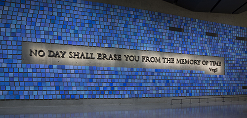 Navigate to Obama, 9/11 Families, Rescuers and Survivors Dedicate Museum  page