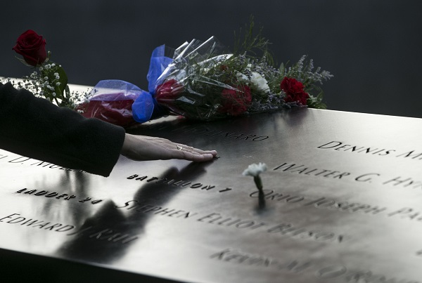 Navigate to The 9/11 Memorial Honors the Victims of the 9/11 Attacks in 16th Anniversary Ceremony page
