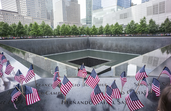 Navigate to 9/11 Memorial Continues Annual July 4 Tradition page