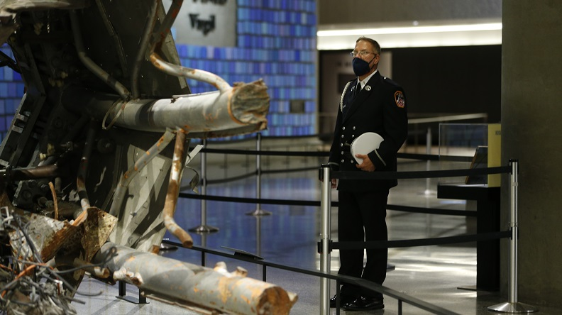 Navigate to Visiting the Newly Reopened 9/11 Memorial Museum: What You Need to Know page