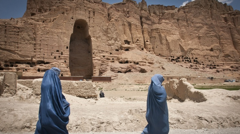 Navigate to Remembering March 2, 2001: The Destruction of the Bamiyan Buddhas page