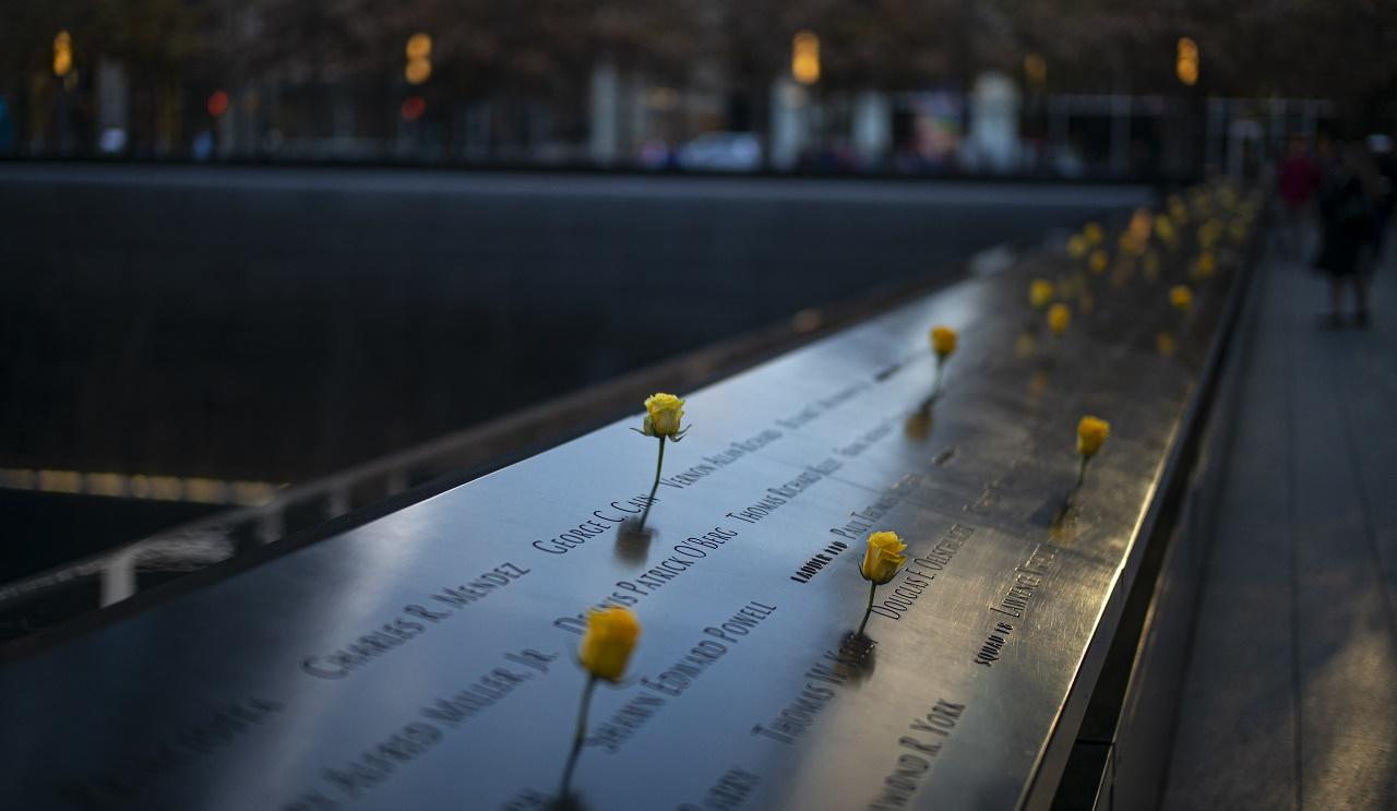 9/11 Memorial Commemorates Veterans Day | National September 11 Memorial & Museum
