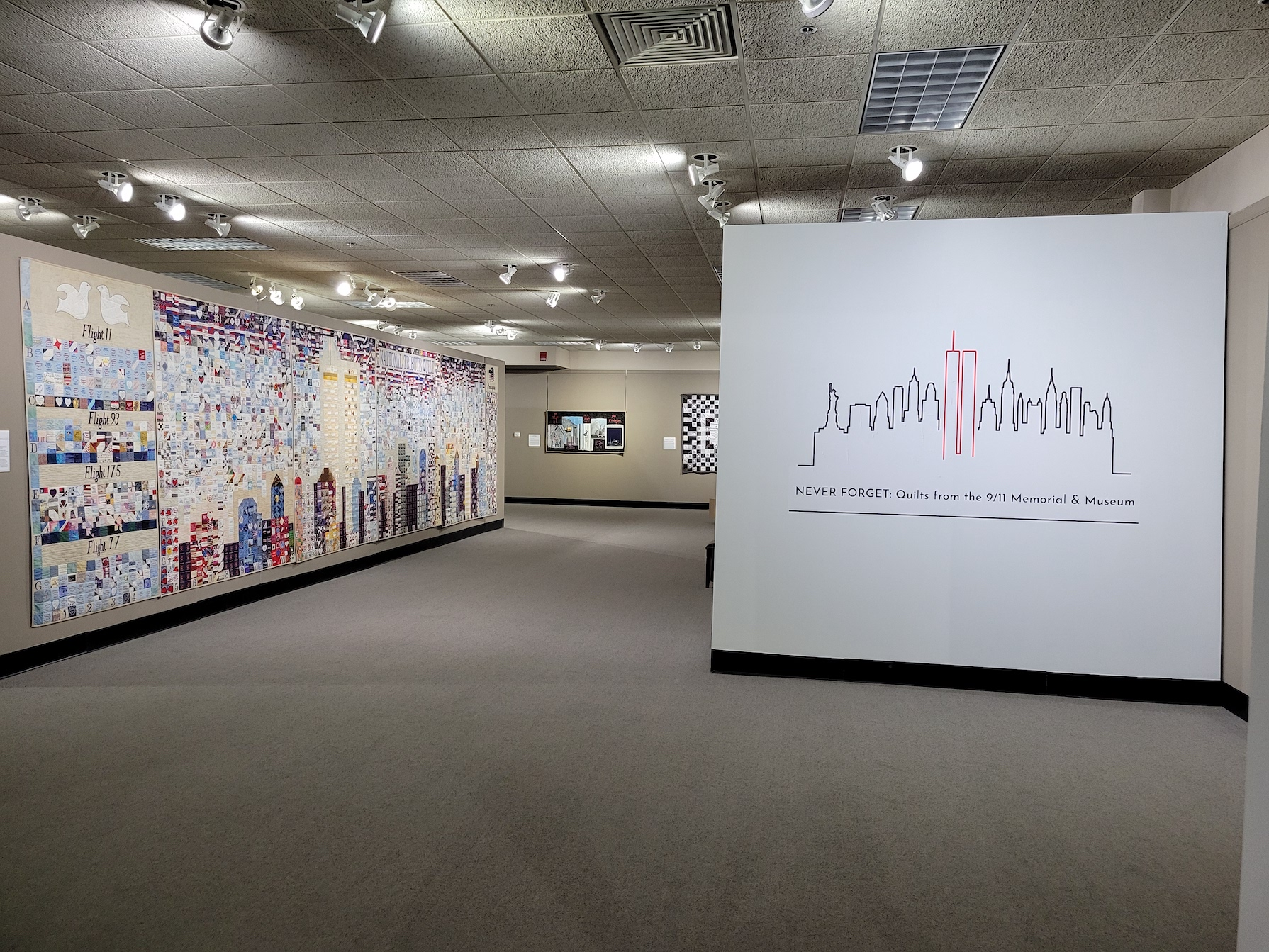 National Quilt Museum Showcases Quilts From Our Collection   National September 11 Memorial & Museum