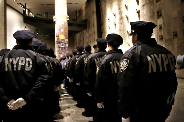 NYPD Recruits Visit the 9/11 Memorial to Pay Tribute to Fallen Members of  the Police Department | National September 11 Memorial & Museum